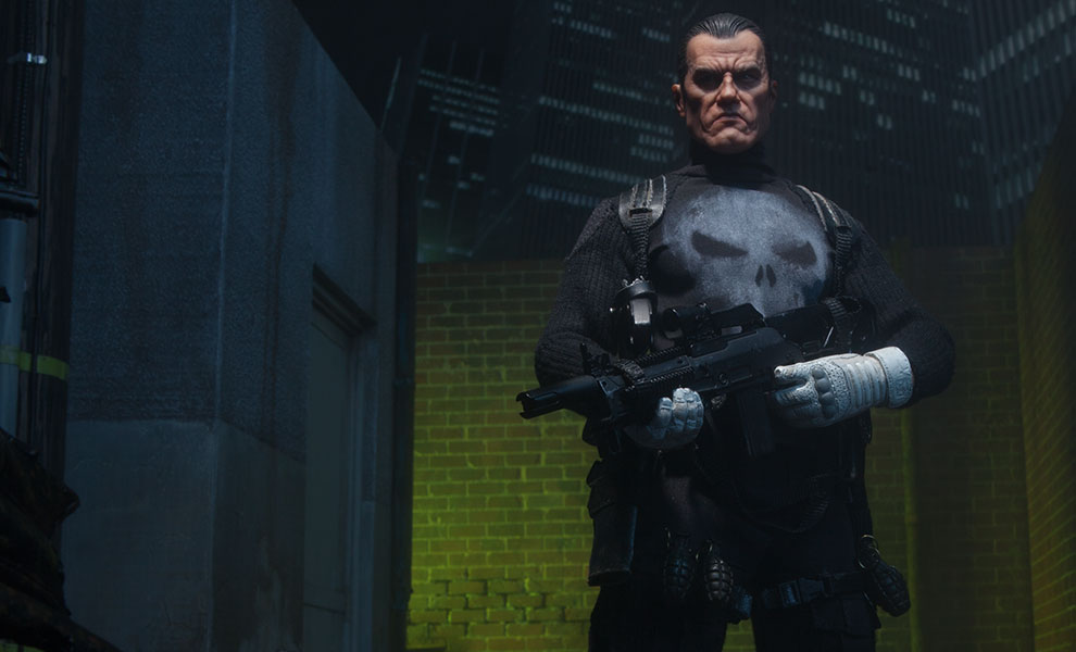 Here he is. Punisher from Sideshow Collectibles!
