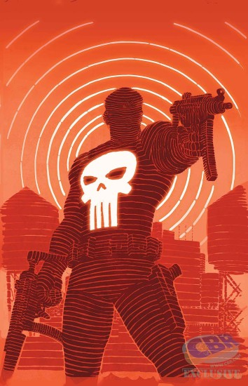 Cover of Punisher/Daredevil: Seventh Circle #2