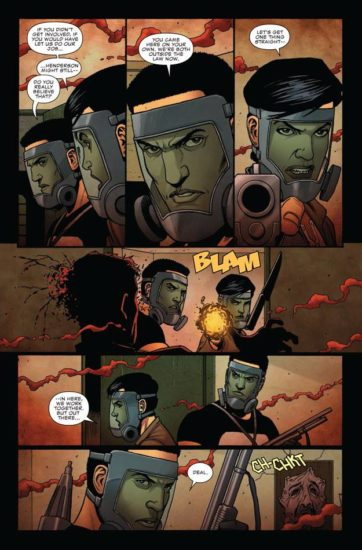 Preview of Punisher #5
