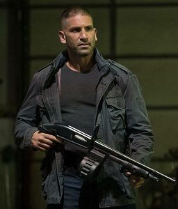 Jon Bernthal as The Punisher! (He deserves an award for this!)
